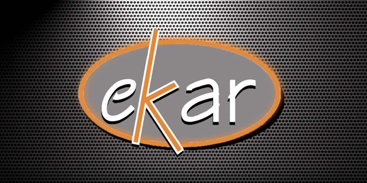 Logotipo de Ekar Soldadura